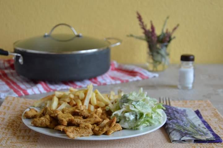 Gyros z kurczaka – smaczne i szybkie danie obiadowe