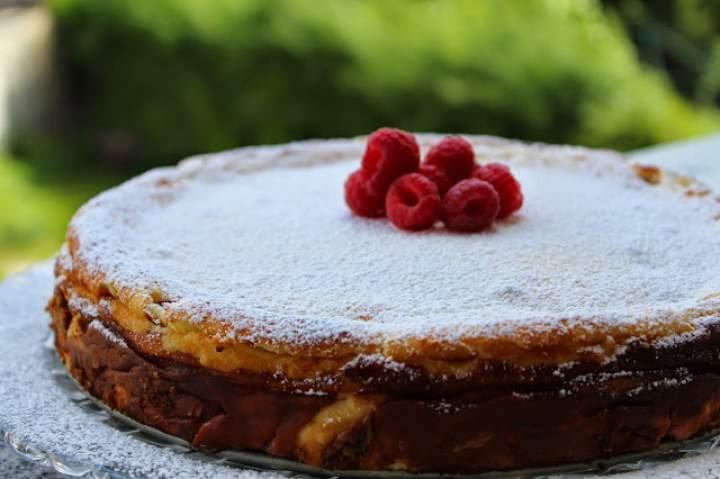 New York baked cheesecake, czyli sernik Nowojorski