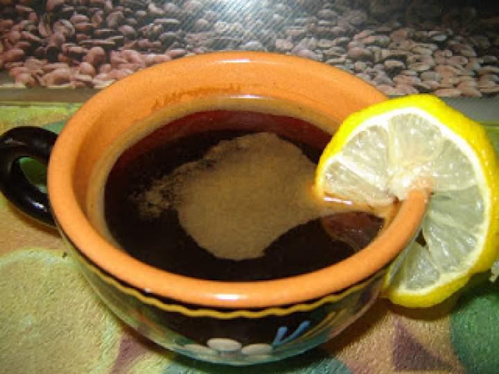 Kawa lecznicza na kaca