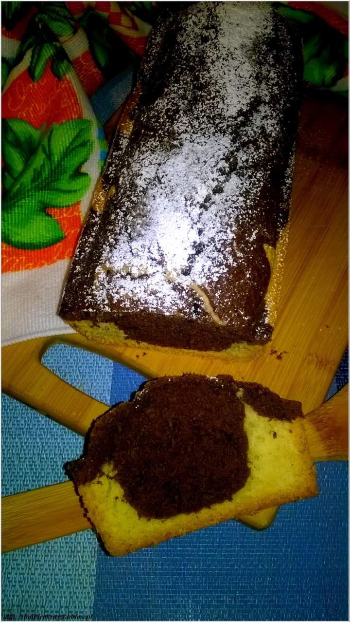 Najłatwiejsza babka w łaty – idealne ciasto do kawy i herbaty