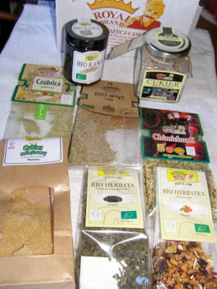 aromatyczne przyprawy, sprawdzone i warte używania…