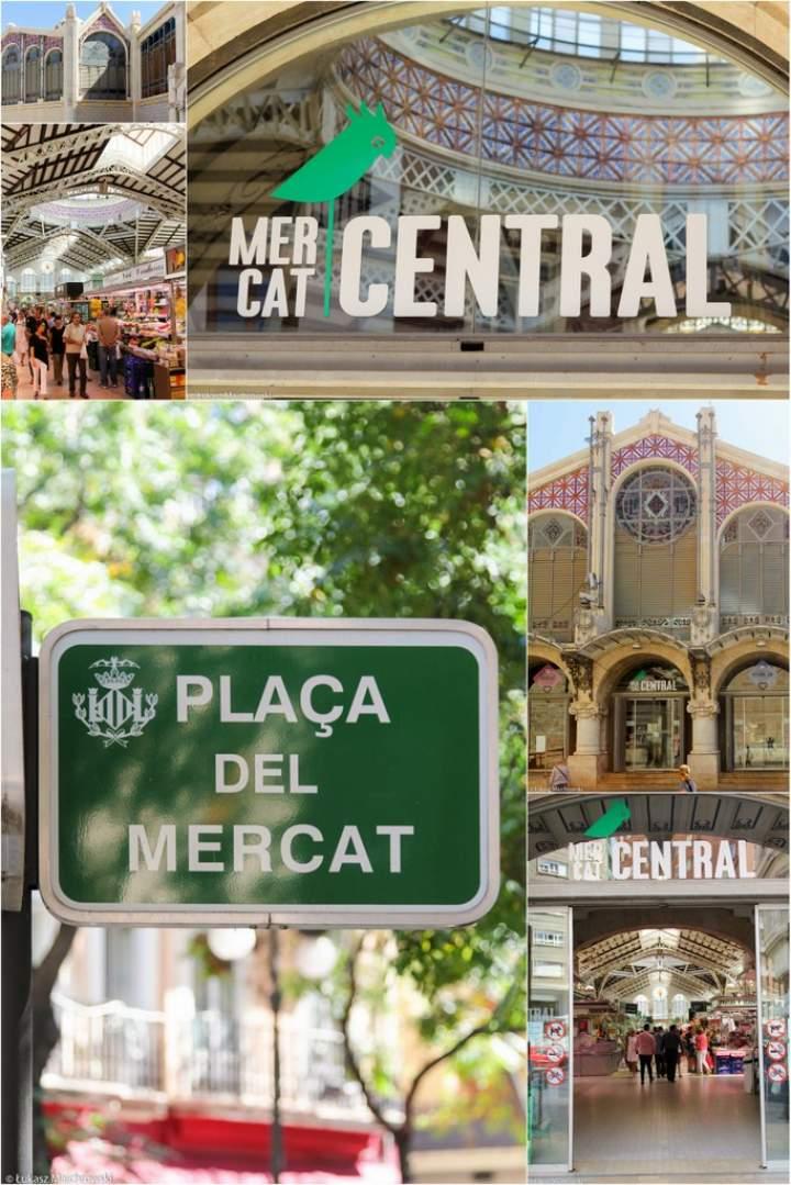 Targi świata: Mercat Central w Walencji