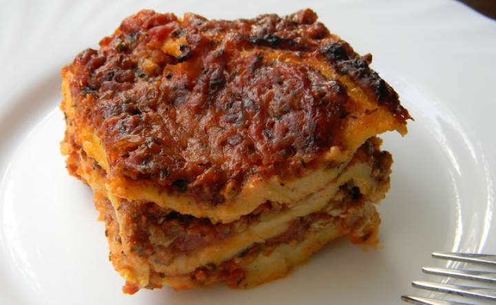 Lasagne bolognese (bezglutenowa)