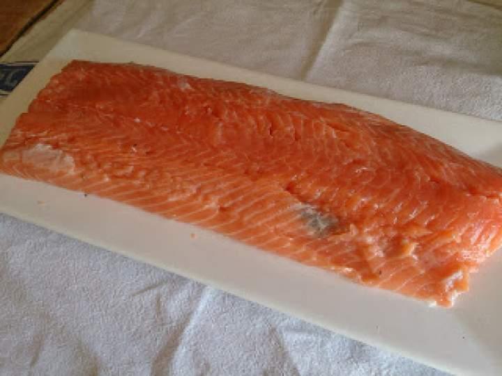 słów parę o rybach ich filetowaniu i nie tylko