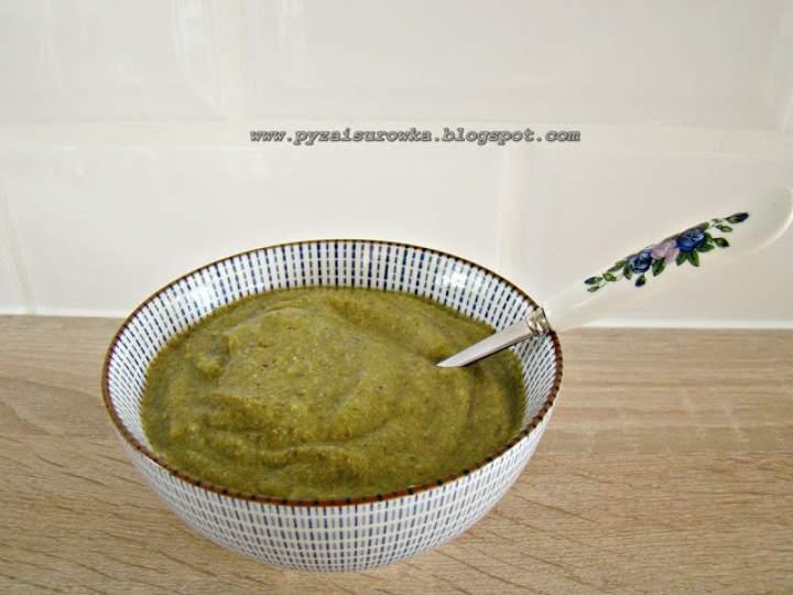 Zupka szpinakowa dla niemowląt