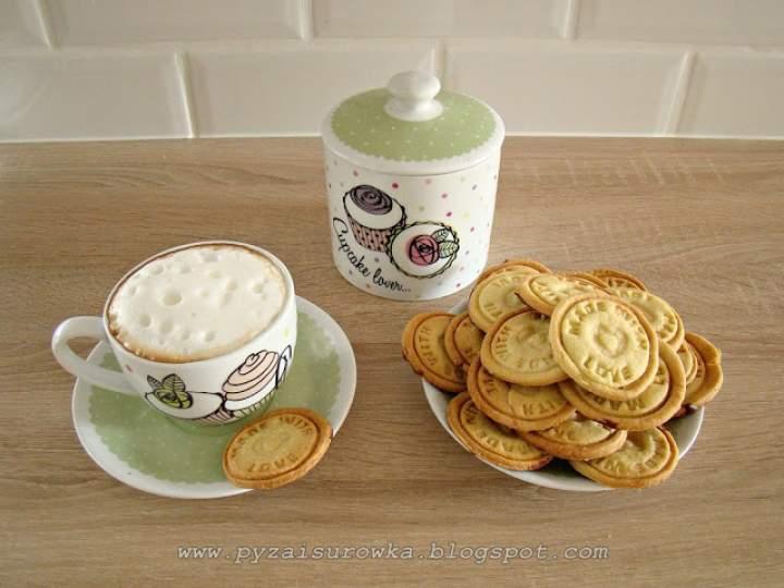Kruche ciasteczka pieczone z miłości