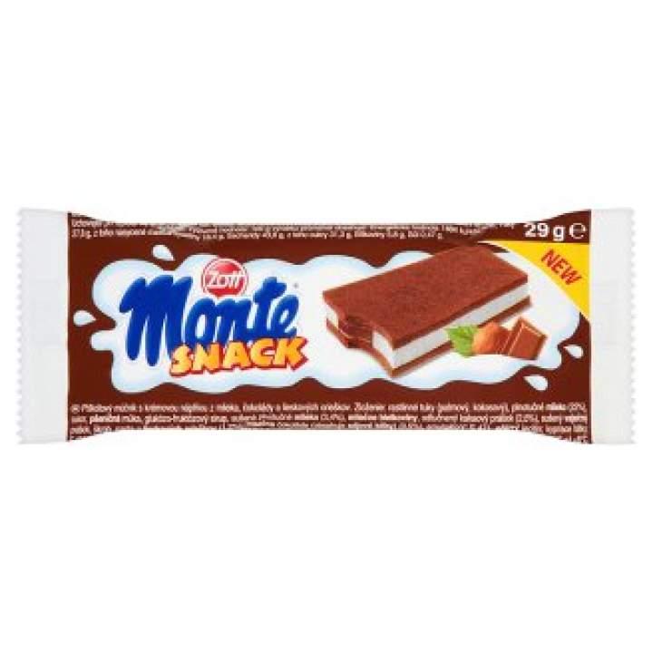 Test i opinia o Monte Snack