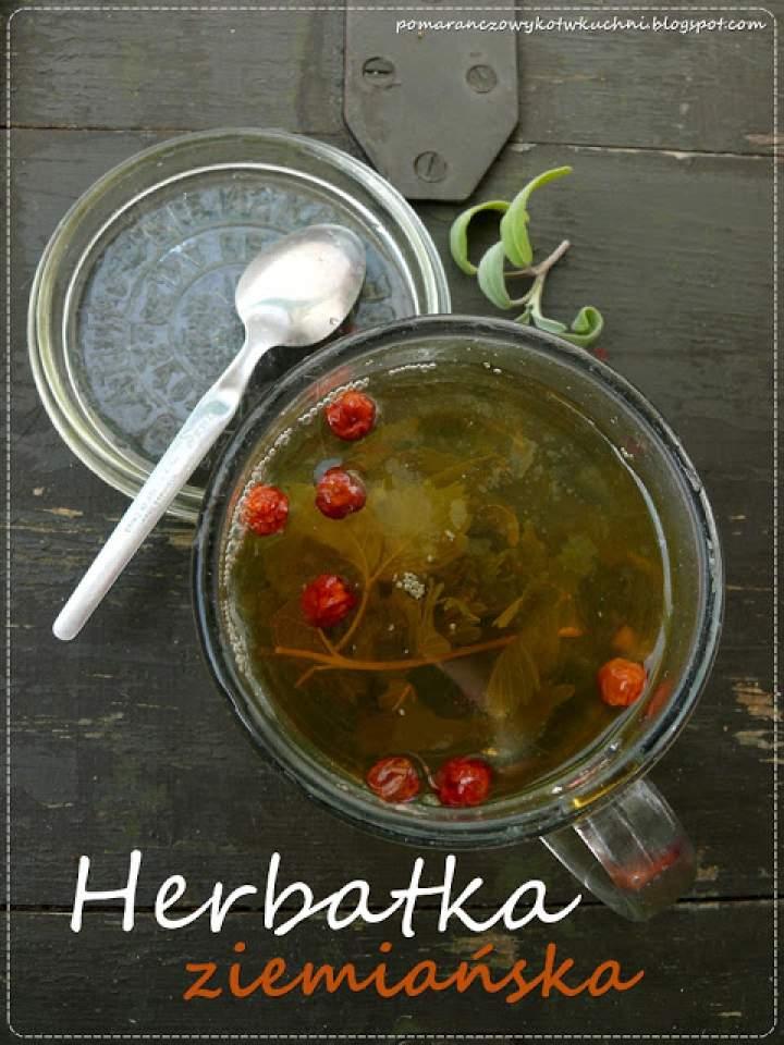 herbatka ziemiańska wg Stefanii Korżawskiej