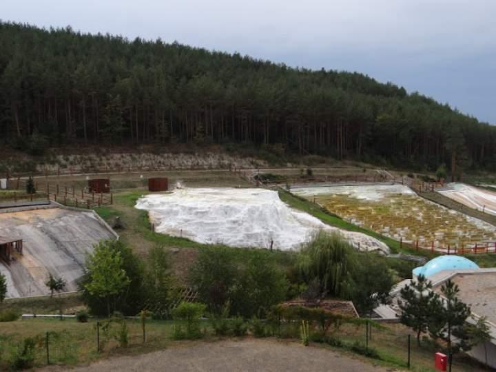 Wzgórze solne w Egerszalók