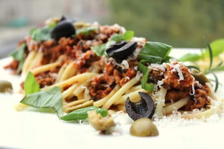 Spaghetti Bolognese po mojemu