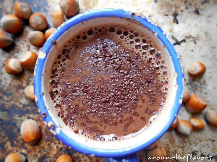 Korzenna czekolada