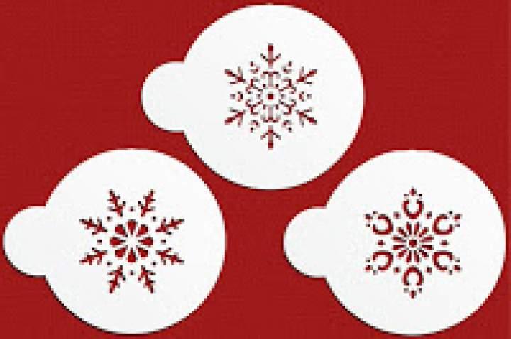 Szablony świąteczne do ciasteczek i muffinek już w sprzedaży!