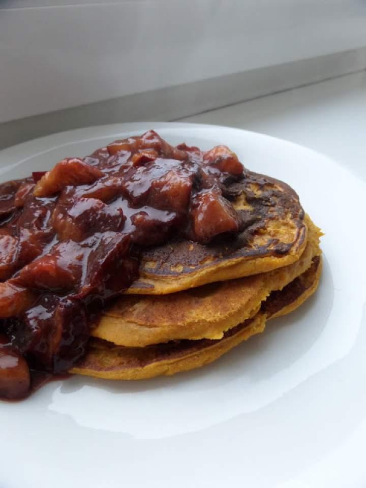 *191* Pancakes dyniowe!