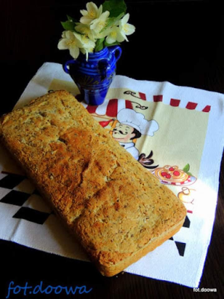 Chleb pszenno – jaglany na zakwasie pszennym