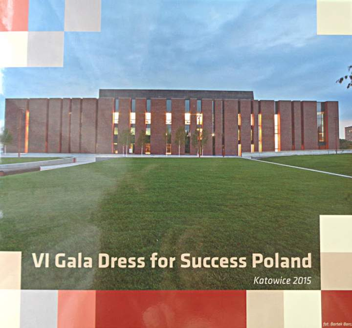 VI Gala Dress for Success