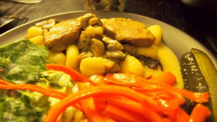 Idealna polędwiczka wieprzowa w sosie grzybowym
