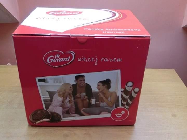 Słodka kampania ciasteczek Dr Gerard – Więcej RAZEM