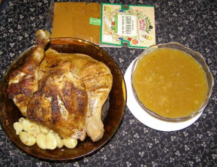 szybkowar- udka kurczaka w sosie czosnkowym…
