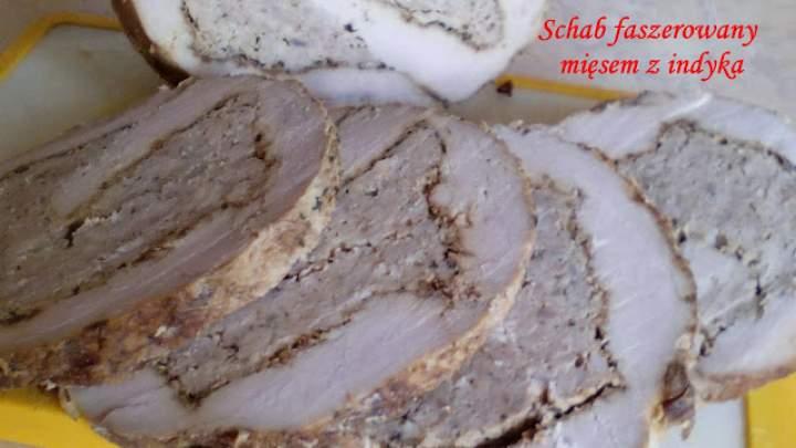 Schab faszerowany – wiem, co jem
