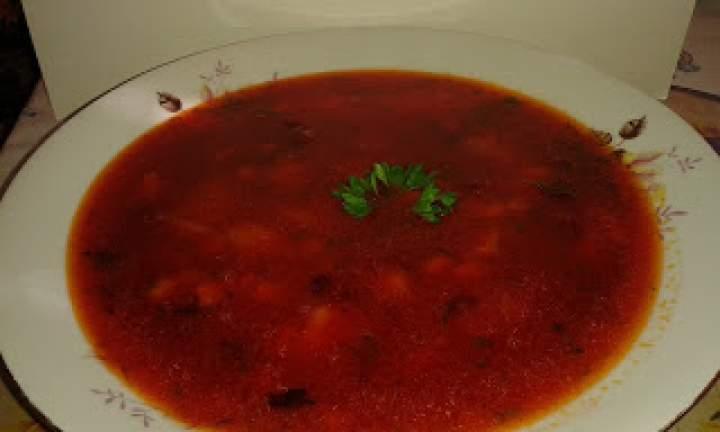 Zupa ziemniaczana po staromiejsku