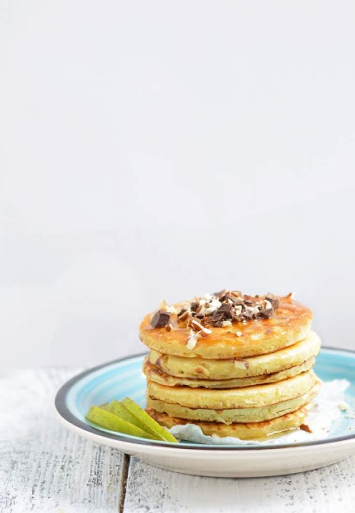 Najlepsze amerykańskie pancakes