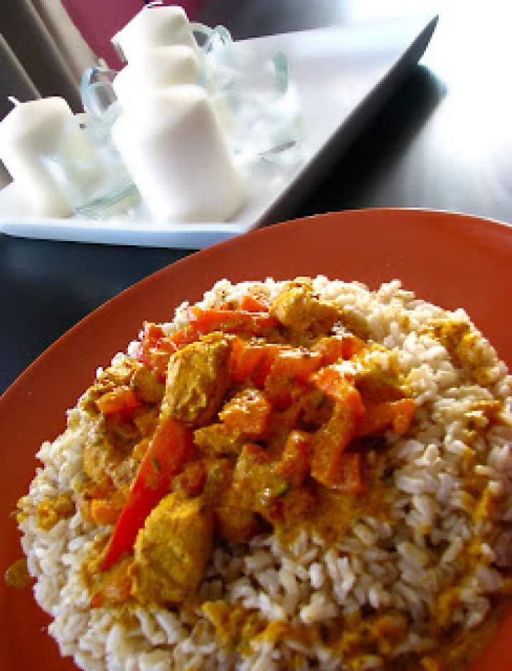 Nowa odsłona kurczaka – pikantne garam masala