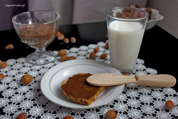 Krem czekoladowy (wegański)