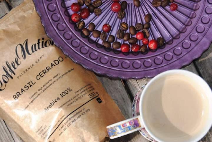 Klasycznie podczas wizyty rodziny…  – kawa z Brazylii od CoffeNation