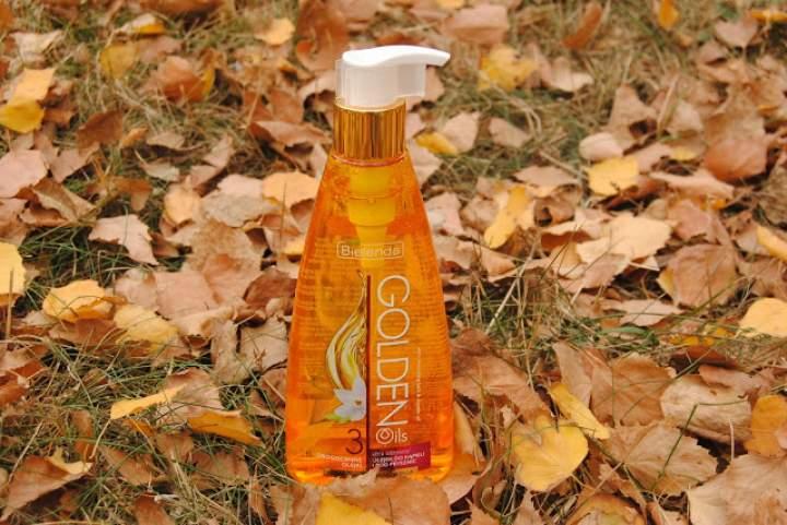 Olejek do kąpieli i pod prysznic – 3 drogocenne olejki od Bielendy