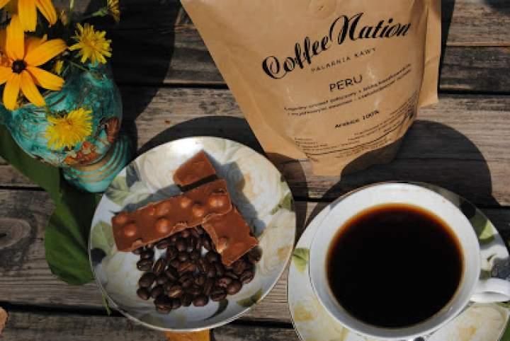 Podczas niespiesznych rozmów z mężem…. – kawa z Peru od CoffeeNation