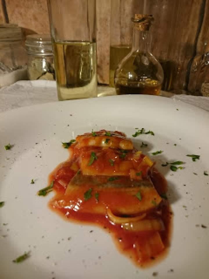śledź w pomidorze z miodem