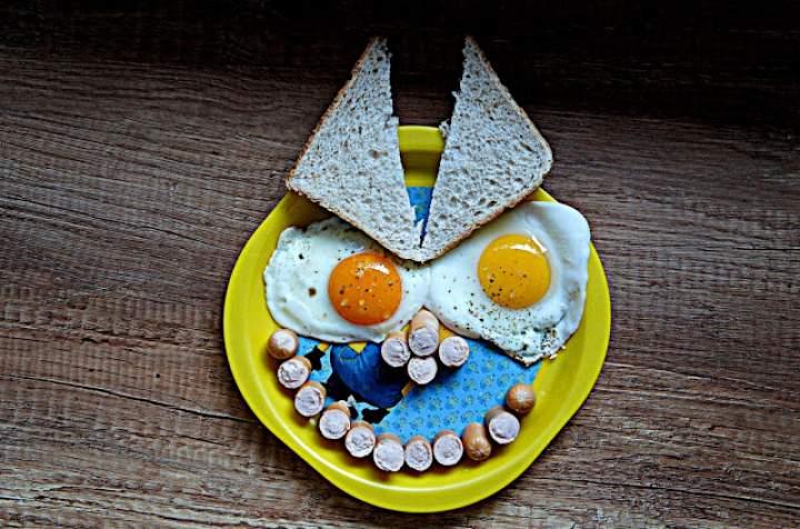 Śniadanie jak z horroru