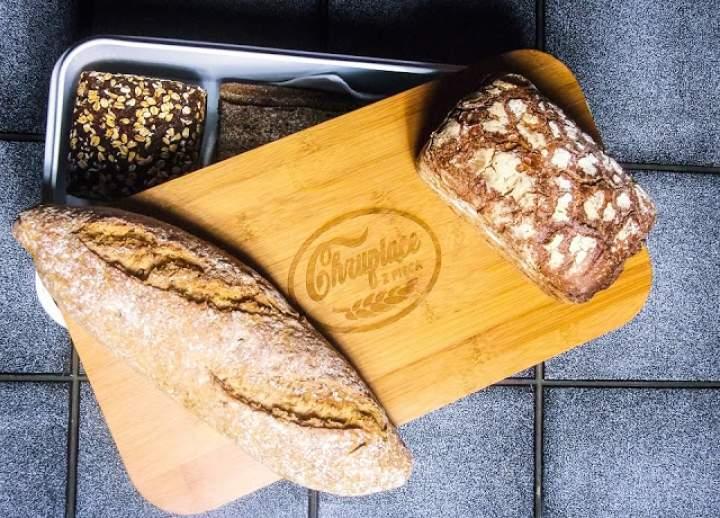 Jajecznica na parze – idealne śniadanie z chlebem Chrupiące z Pieca z Lidla + Konkurs