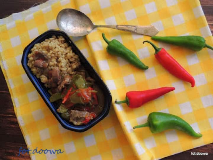 Indyjskie curry z żołądków