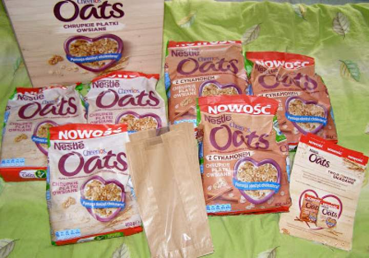 kampania Nestle Cheerios Oats i testowanie…