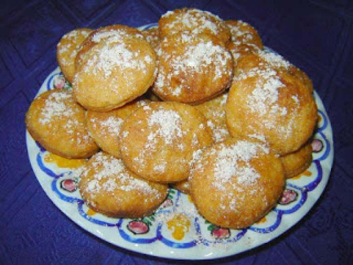 Półfrancuskie ciasteczka