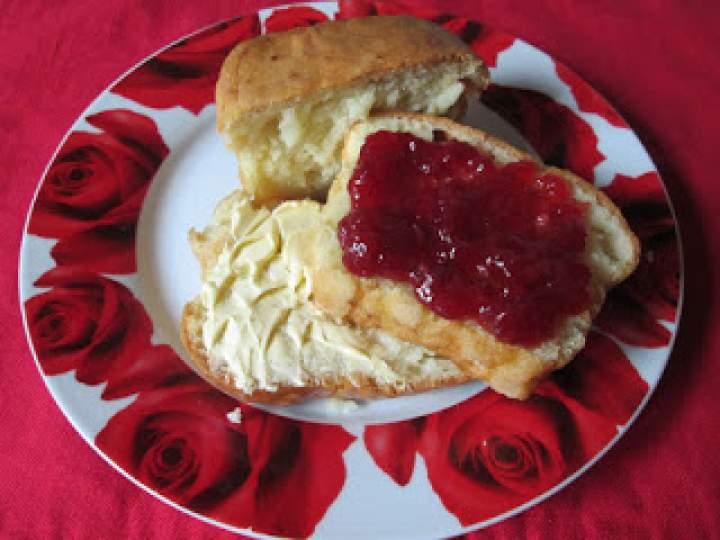 Maślankowy chlebek