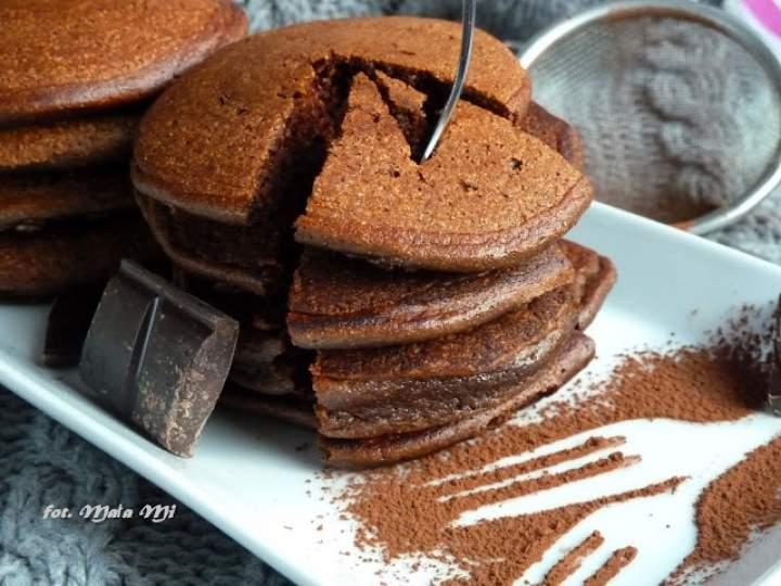 """Pancakes z chili """"dwie czekolady"""""""