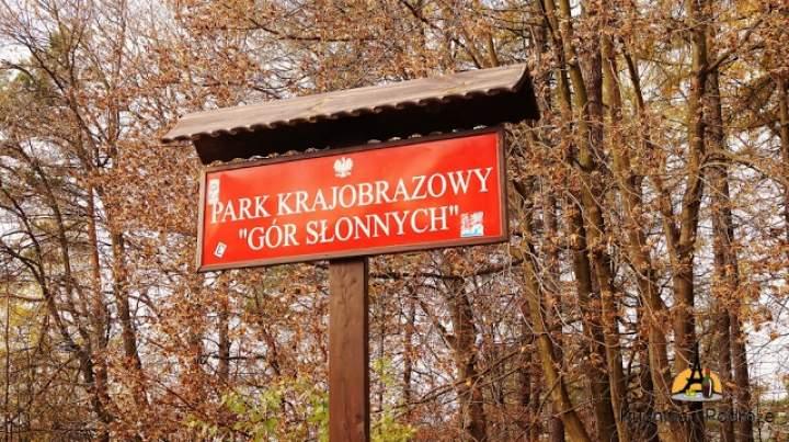 """Park Krajobrazowy """"Gór Słonnych"""""""