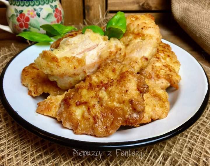 Kurczak w złotej panierce