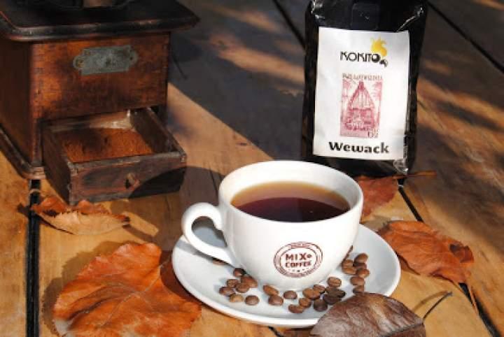 Wewack, czyli… wake me up! Kawa od Mix Coffee