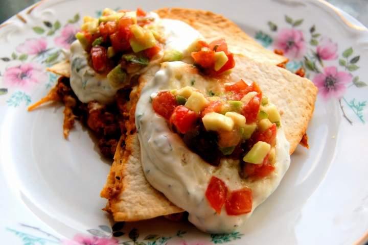 Quesadillas meksykańskie