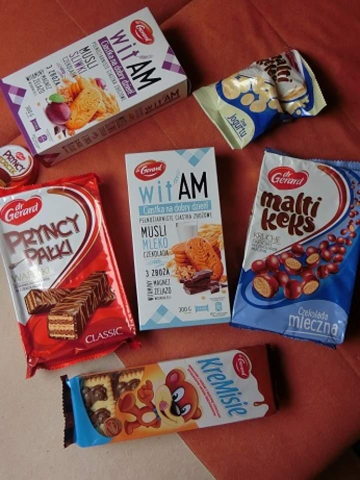 Kampania Streetcom – Opinie na temat ciasteczek Dr Gerarda część I