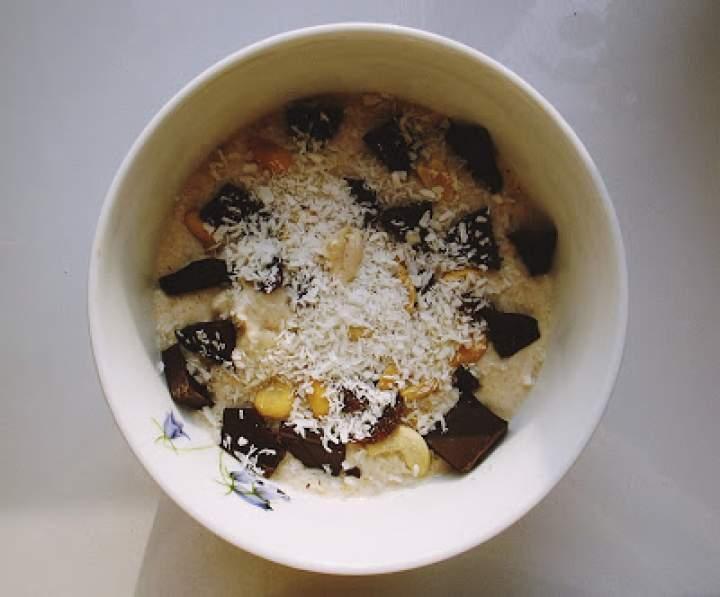 owsianka jogurtowa