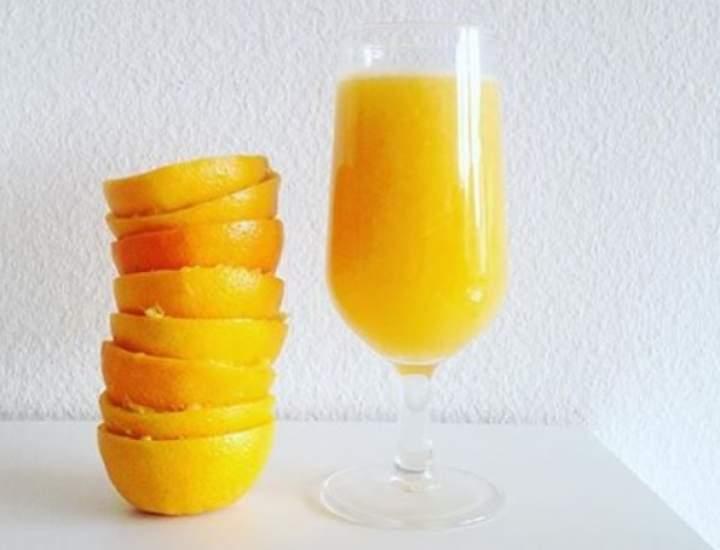 pomarańcze + dodatki