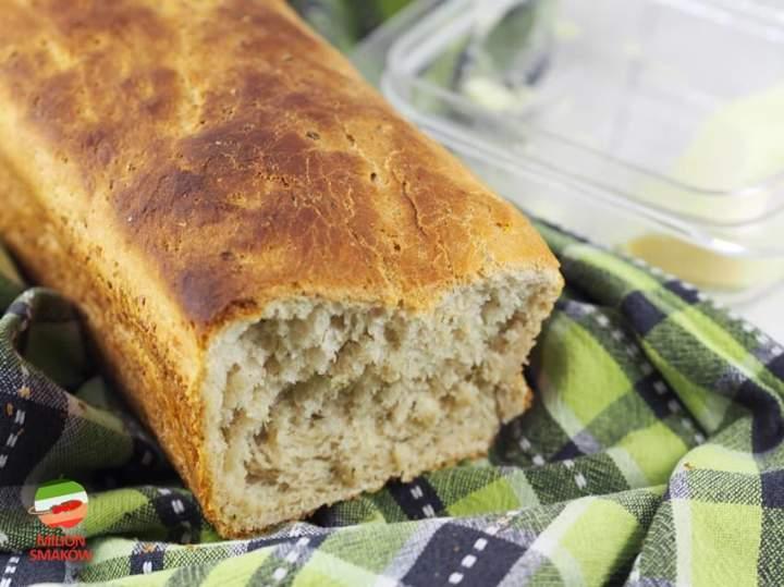Prosty chleb ziołowy