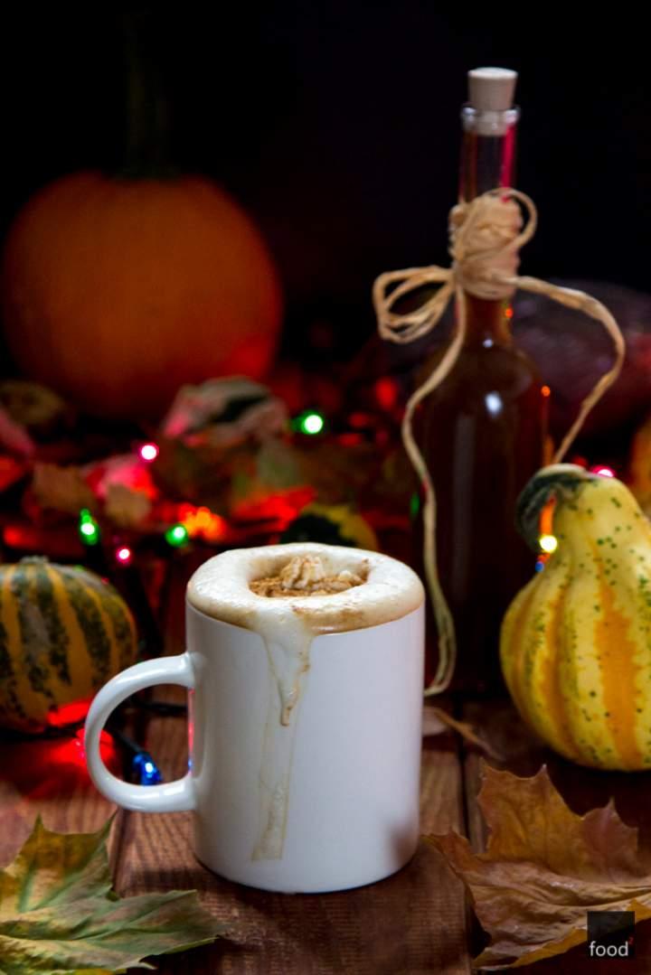 Korzenny syrop dyniowy do Pumpkin Spice Latte