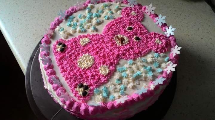 Misiowy tort