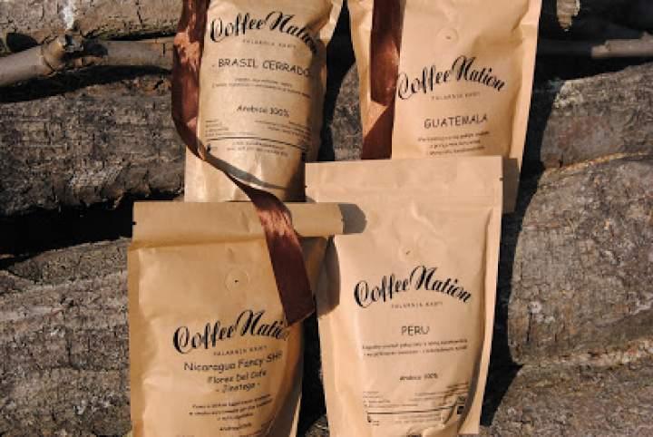 Wielki świąteczny konkurs z Coffee Nation!