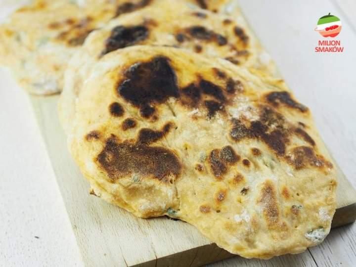 Chlebki z patelni – flatbread